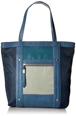 BIG BUDDHA Shane Tote Bag, Navy, One Size: Handbags: Amazon.com