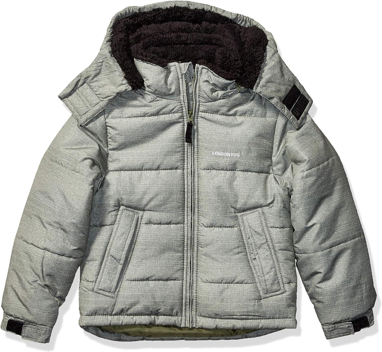 LONDON Popular overseas FOG Boys' Big Brand Cheap Sale Venue Active Winter Puffer Coat Jacket