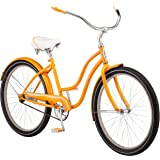 "Schwinn Women's Talia Cruiser 26"" Wheel Bicycle,"