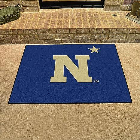 Amazon.com   Fan Mats U.S. Naval Academy All Star Mat   Sports Fan ... 2d65f182b
