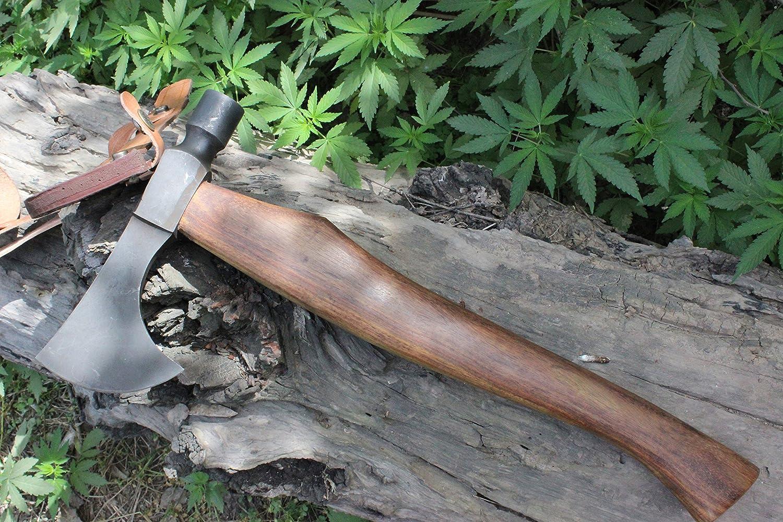 ARONN BUILT Custom Hand Forged Presenting Gear Tool Hammer Hawk Tomahawk Axe