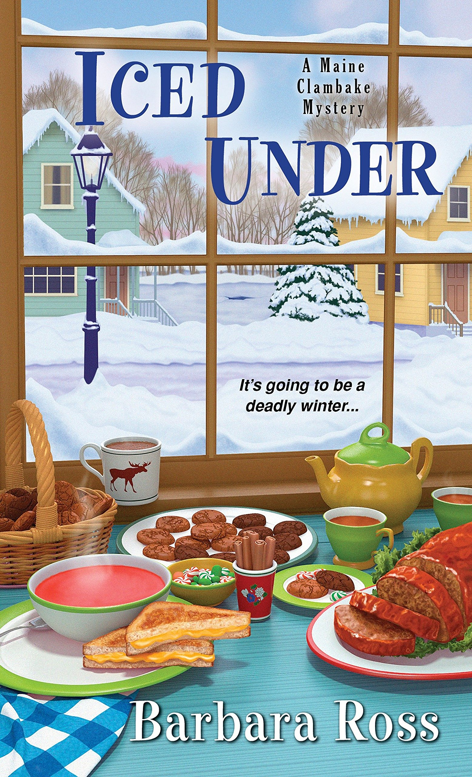 Read Online Iced Under (A Maine Clambake Mystery) pdf