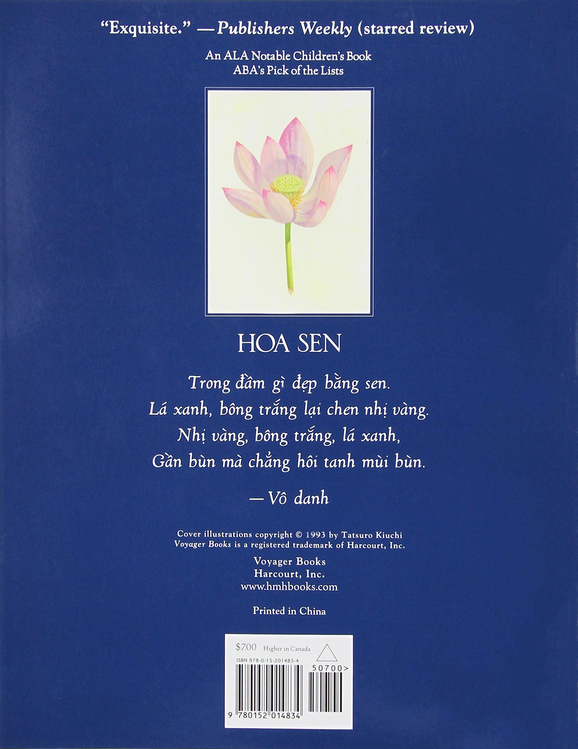 The Lotus Seed Sherry Garland Tatsuro Kiuchi 9780152014834
