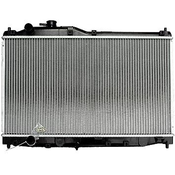Scitoo Nueva 2344 Radiador de Aluminio se Ajusta para Honda S2000 Base/CR
