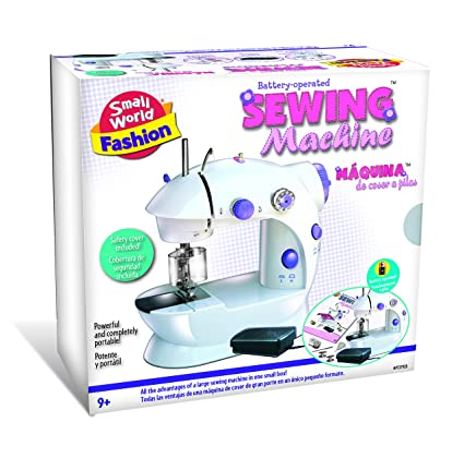 Small World Fashion Sewing Machine