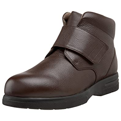 Drew Shoe Men's Big Easy Boot,Dark Brown,7 4E US