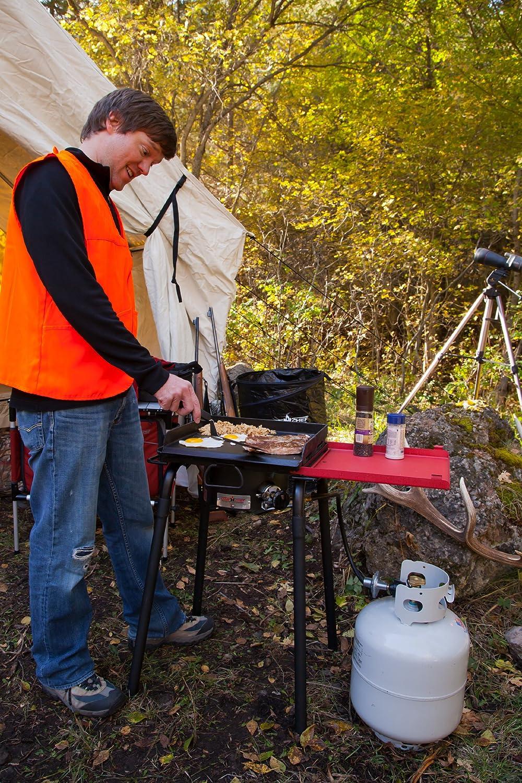 amazon com camp chef sb30d pro single burner stove garden