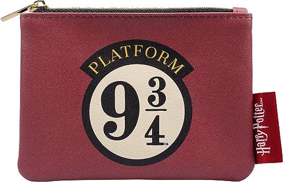Plataforma 9 3//4 Harry Potter Monedero peque/ño
