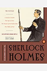 The New Annotated Sherlock Holmes: The Novels (Slipcased Edition) (Vol. 3) Kindle Edition