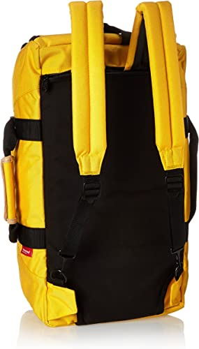 Manhattan Portage Ludlow Convertible Backpack, Mustard, One Size