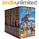 Caribbean Cruise Cozy Mystery Boxed Set: Books 1 - 12