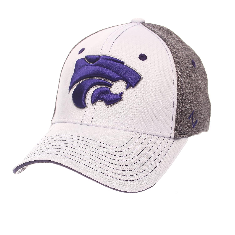 Medium//Large White//Heather Gray Zephyr Adult Men Equinox Hat