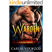 Warden: A fated mates sci-fi romance (Ravaged Book 1)