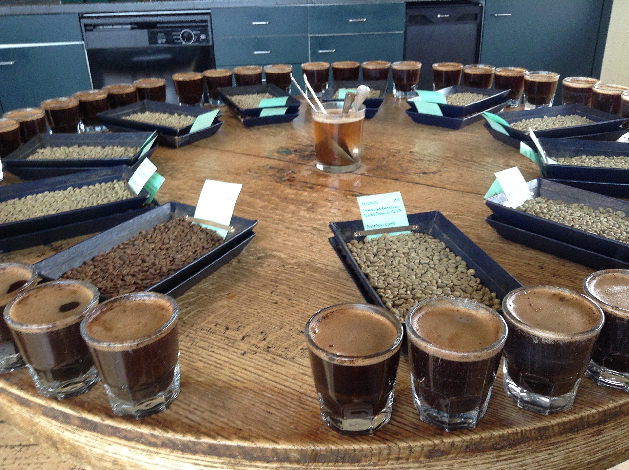 Ethiopian Yirgacheffe Green Unroasted Coffee Beans 1 Pound