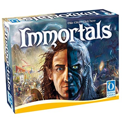 Queen Games Immortals - Strategy Board Game: Toys & Games