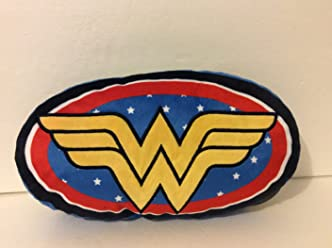 Six Flags Magic Mountain DC Comics Wonder Woman Pillow Plush