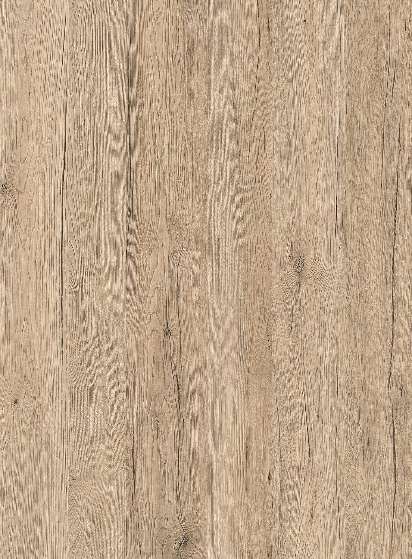 d-c-fix® Sticky Back Plastic (self adhesive vinyl film) Woodgrain Sanremo Oak Sand 45cm x 2m 346-0646 Hornschuch