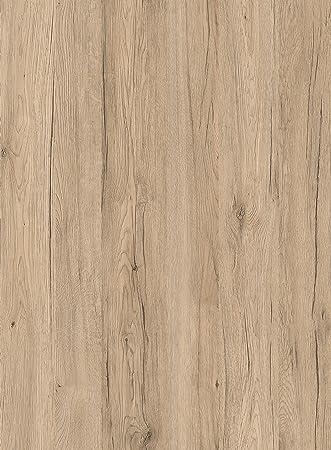 Brandneu d-c-fix, Folie, Holz, Sanremo Eiche, sandfarben, selbstklebend, 45  XX45