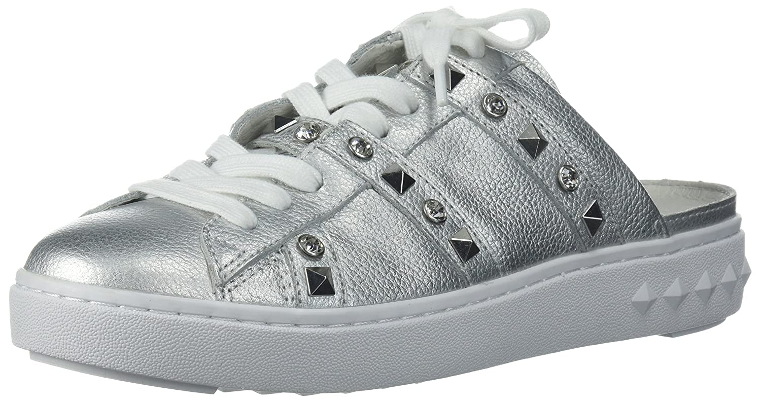 Ash Women's AS-Party Sneaker B073JY8P3Y 35 M EU (5 US)|Silver
