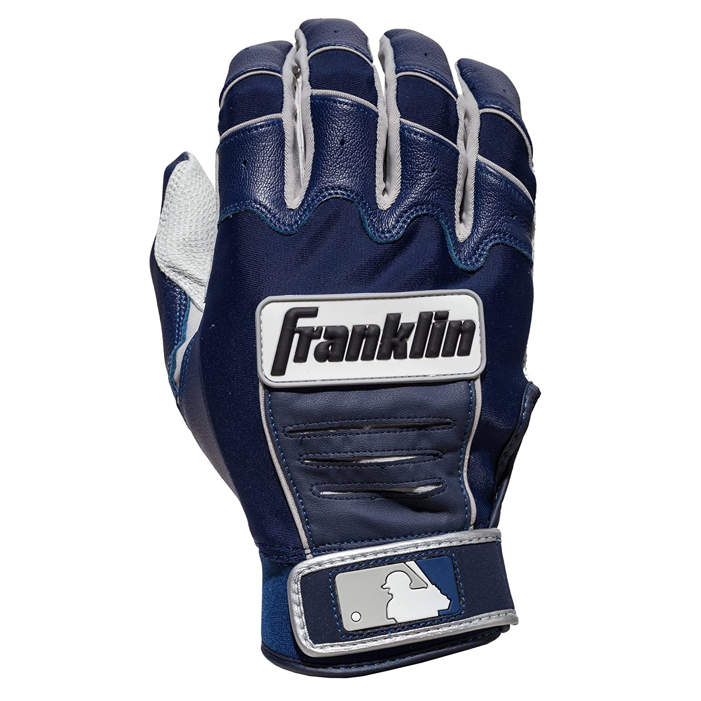 Franklin (フランクリン) スポーツ MLB CFX Pro バッティング グロ―ブ B01IUV8FOSNavy/Pearl Small