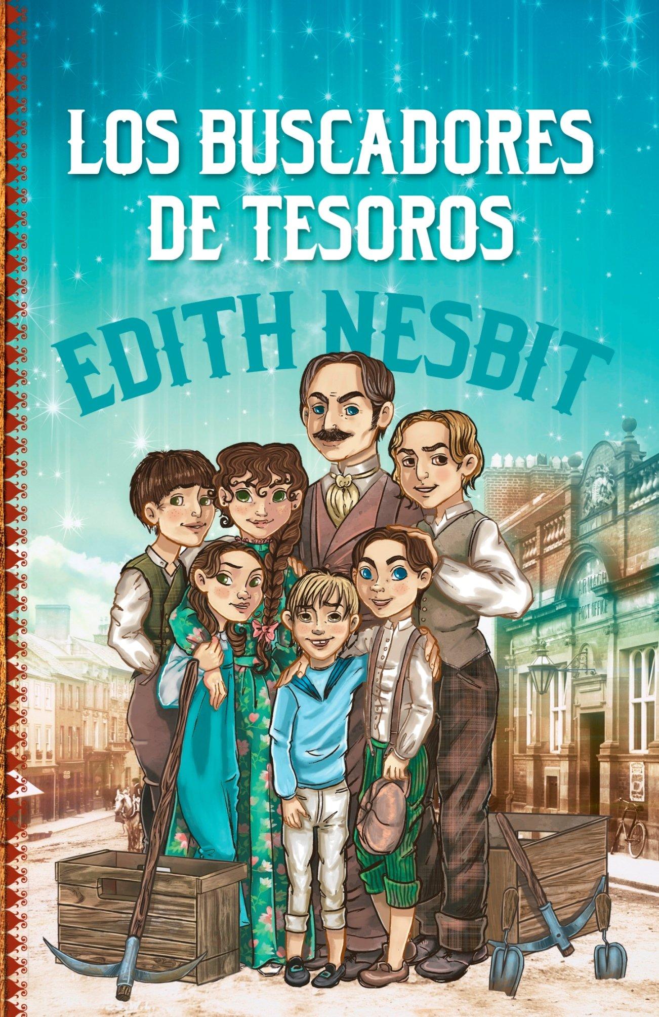 Download Los buscadores de tesoros (Spanish Edition) pdf