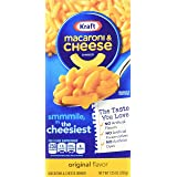Kraft Macaroni and Cheese, 18 Count