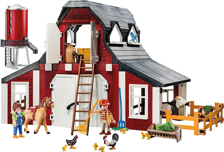 Playmobil Country 9315 Granja con Asilo: Amazon.es: Juguetes y juegos