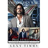 The Golden Mail Box Set - Books #1-3 (The Golden Mail Series Book 7)
