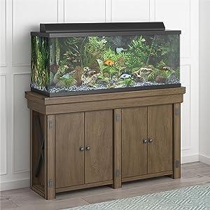 Flipper Wildwood 55 Gallon Aquarium Stand