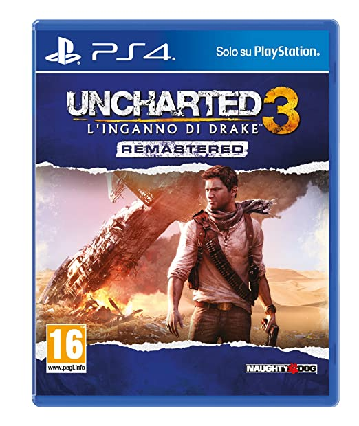 11 opinioni per Uncharted 3: Drake's Deception- PlayStation 4