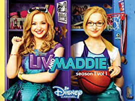 Amazon co uk: Watch Liv and Maddie Volume 1 | Prime Video