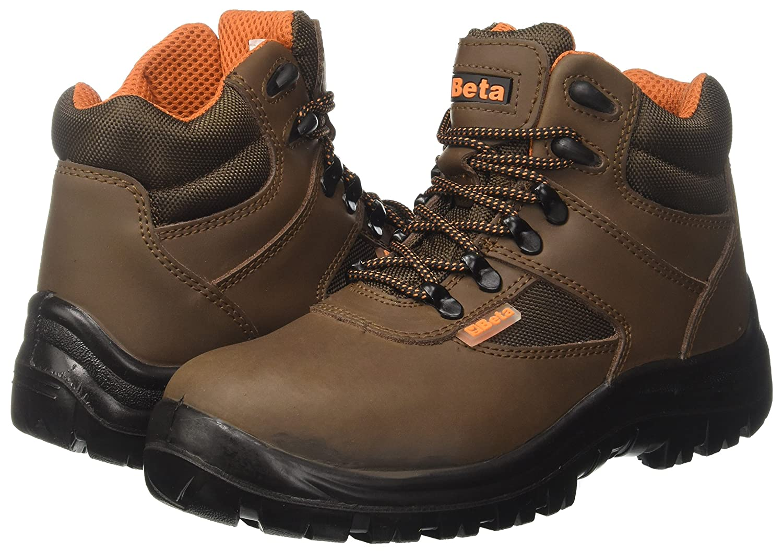 Beta Tools Größe Sicherheitsschuhe Arbeitsschuhe Stiefel 7236B Leder Größe Tools 42-45 fd1b55