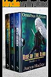 THE RISE OF THE ILIRI Volumes 1-3