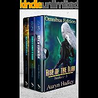 THE RISE OF THE ILIRI Volumes 1-3: A Reverse Harem Epic Fantasy Series