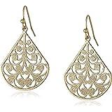 1928 Jewelry Vine Earrings
