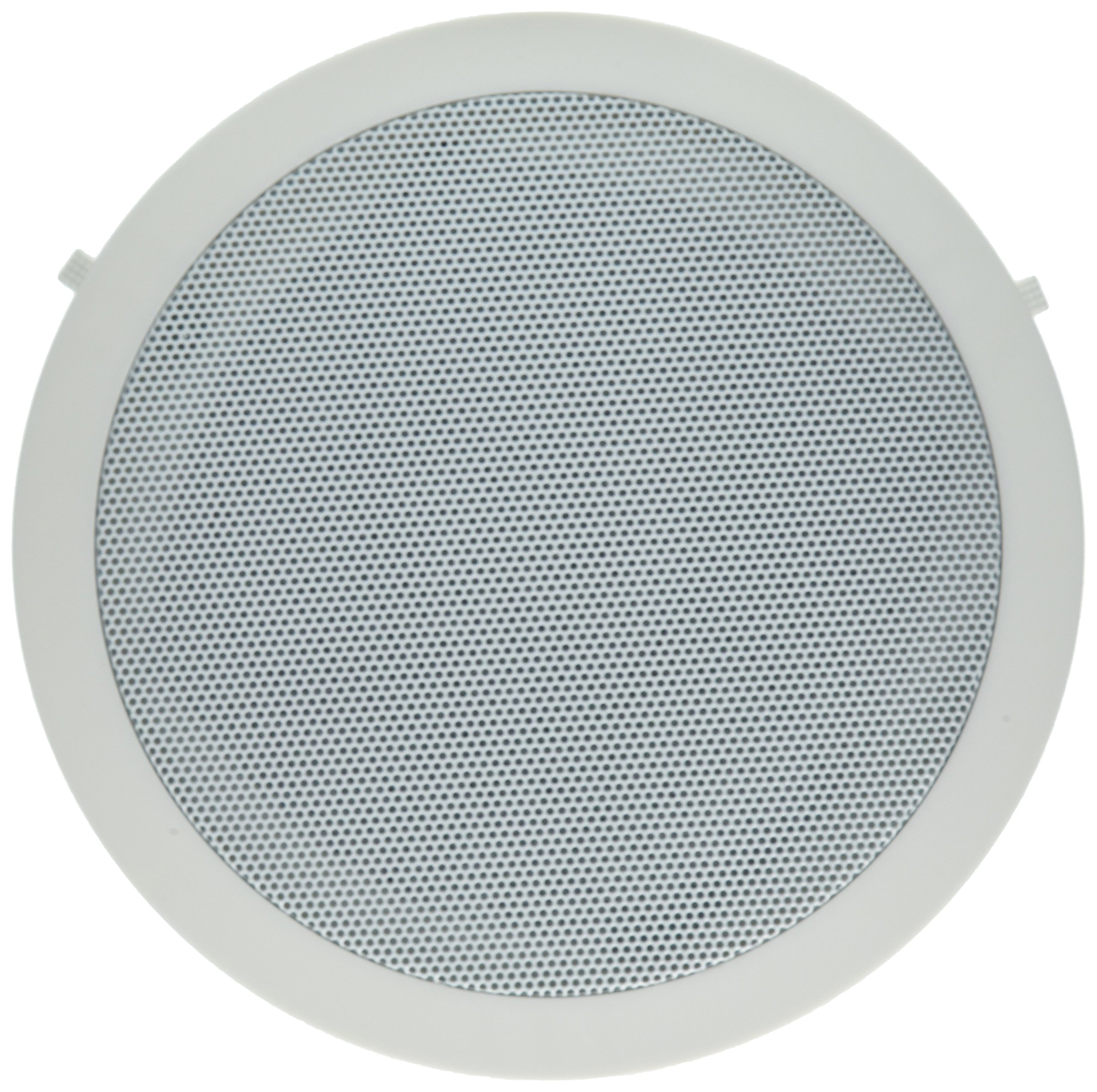 Acoustic Audio R191 5.25-Inch Round 2 Way Speaker (White) by Acoustic Audio by Goldwood