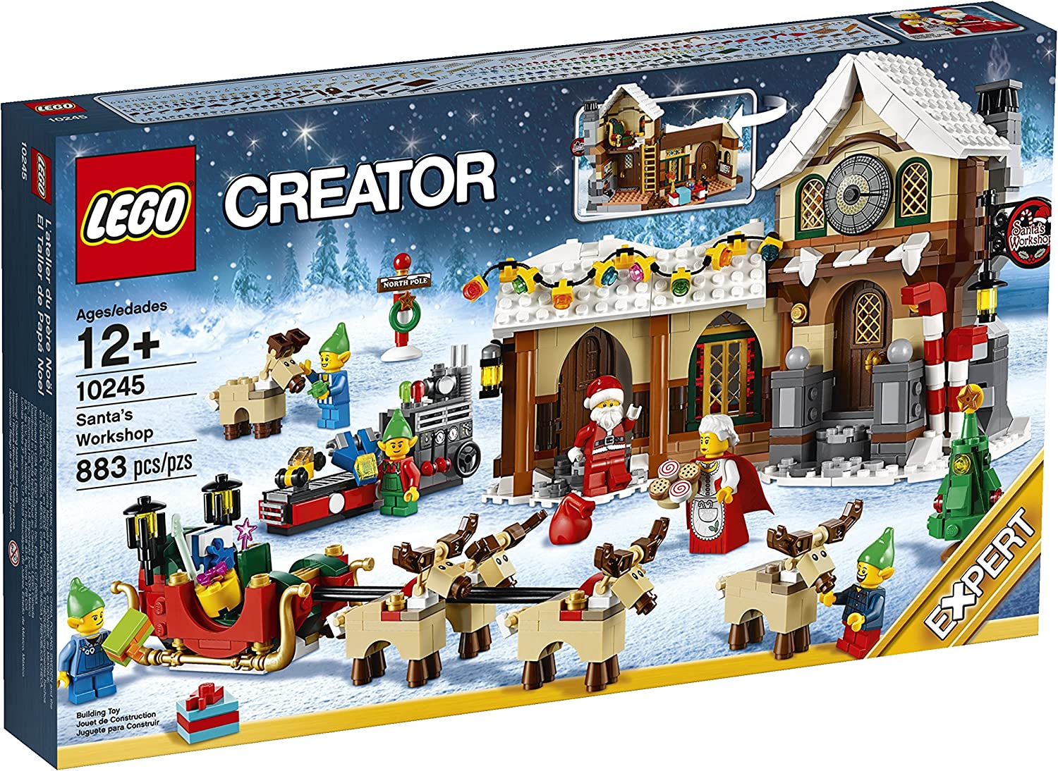 Top 9 Best LEGO Christmas Reviews in 2019 2