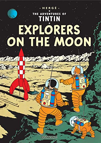 Tintin: Explorers on the Moon