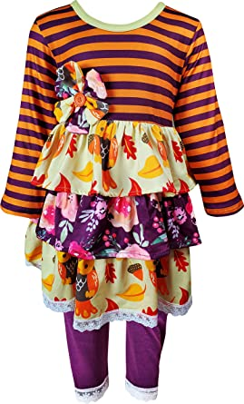 LITTLE FOX COLORFUL TWIRL DRESS SIZE 2T  NEW