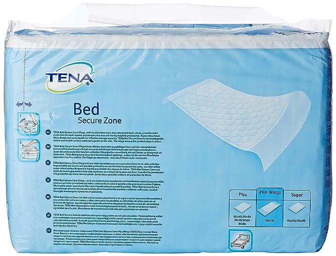 TENA LADY - TENA EMPAPADOR 80X180 20U AJUS: Amazon.es: Salud y cuidado personal
