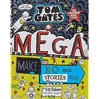 Tom Gates: Mega Make and Do and Stories Too