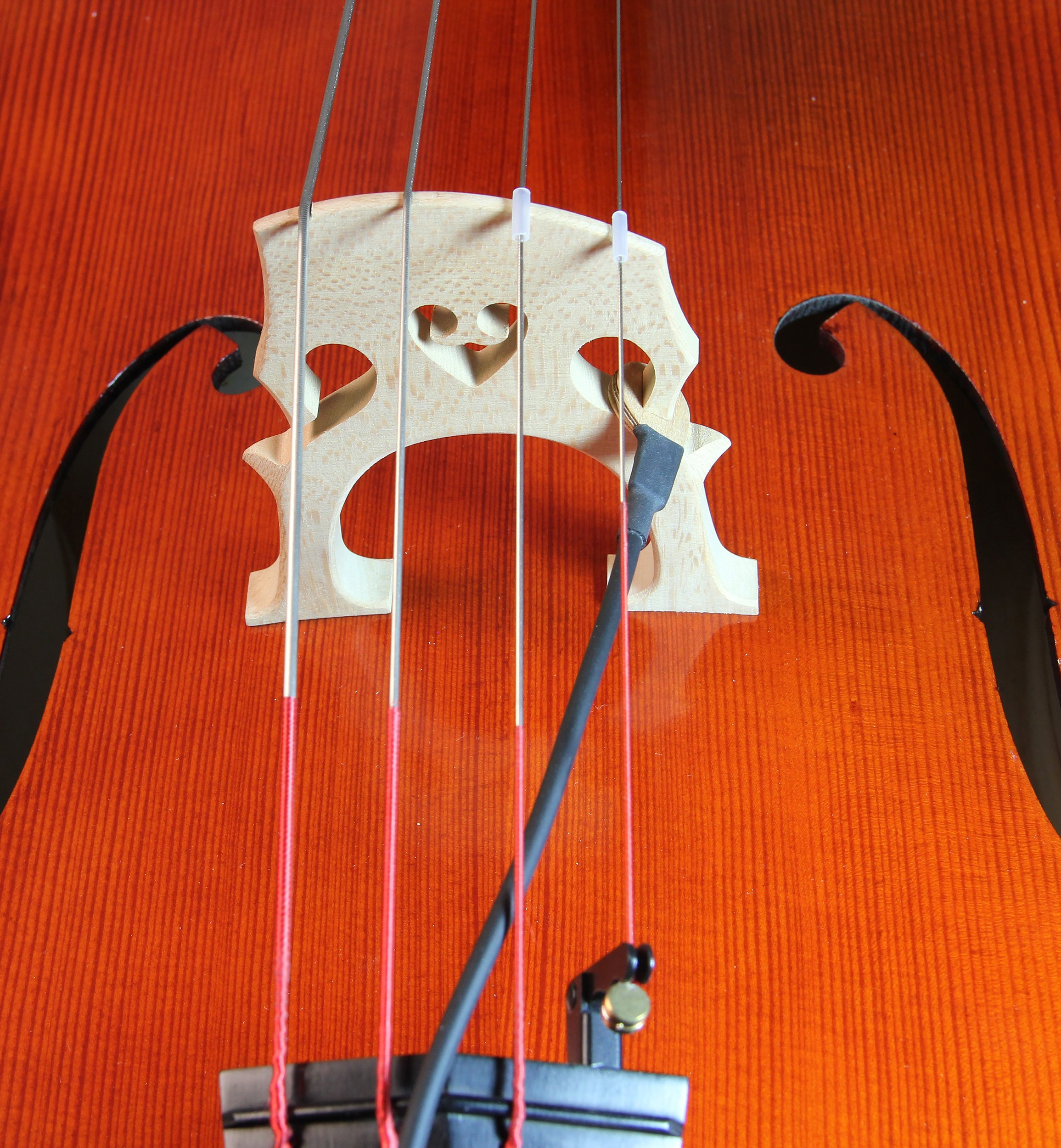 KNA VC-1 Portable Piezo Pickup for Cello by KNA Pickups (Image #3)