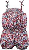 Carter's Baby Girls' Tank Romper 118g308, Floral 24 Months