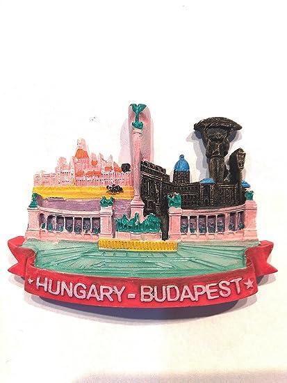 Budapest,Ungarn Souvenir Neuheit Kühlschrank Magnet