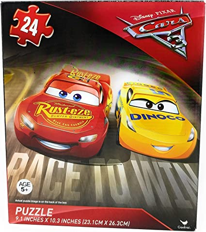 Amazon Com Disney Pixar Cars 3 Lightning Mcqueen Cruz Ramirez