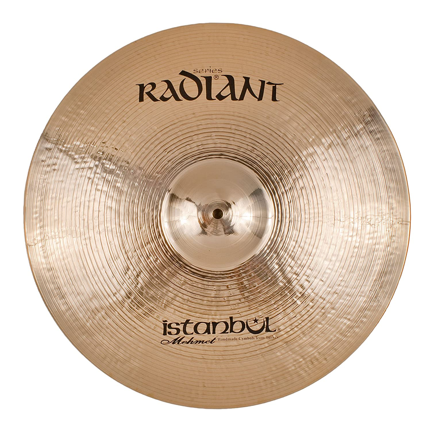 Istanbul Mehmet Cymbals Modern Series Radiant Rock Ride Cymbals R-RR (20
