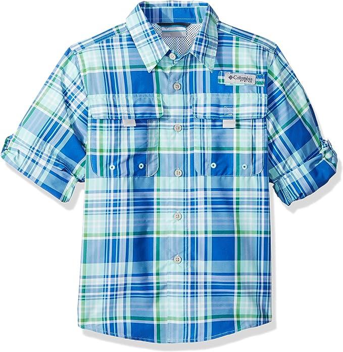Columbia Super BahamaTM - Camisa de Manga Larga para niño: Amazon.es: Ropa y accesorios