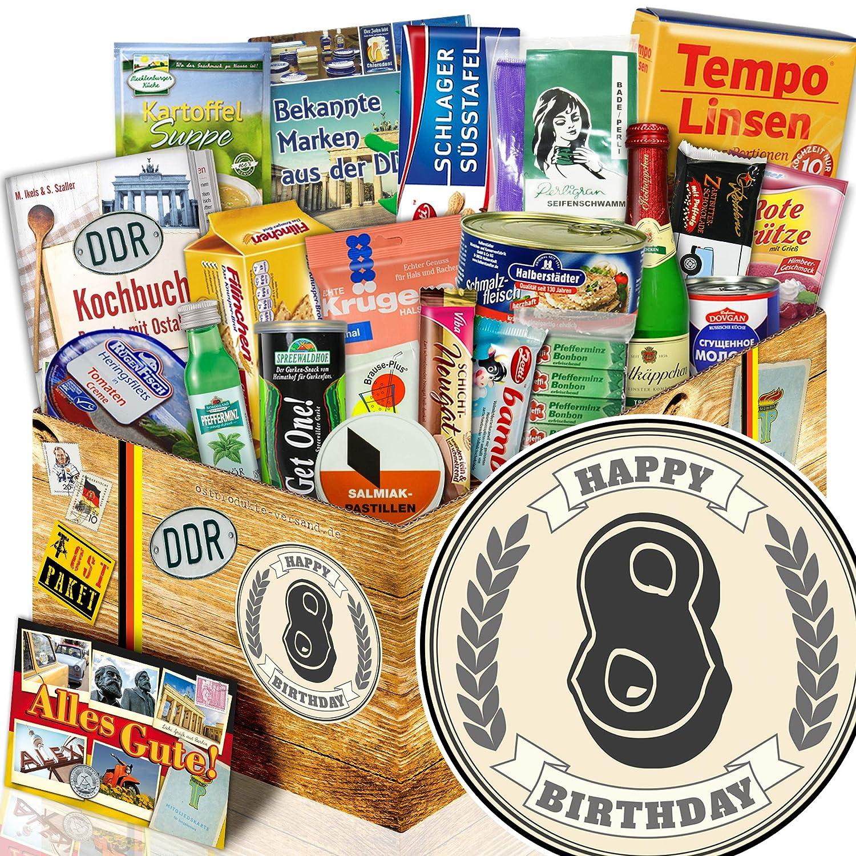8. Geburtstagsgeschenk   DDR Spezialitäten  8 8 8 Geburtstag B07DRC4SHH   Kaufen Sie online  bcfb6e