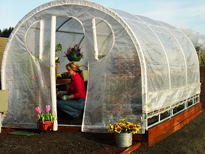 My Hoop House