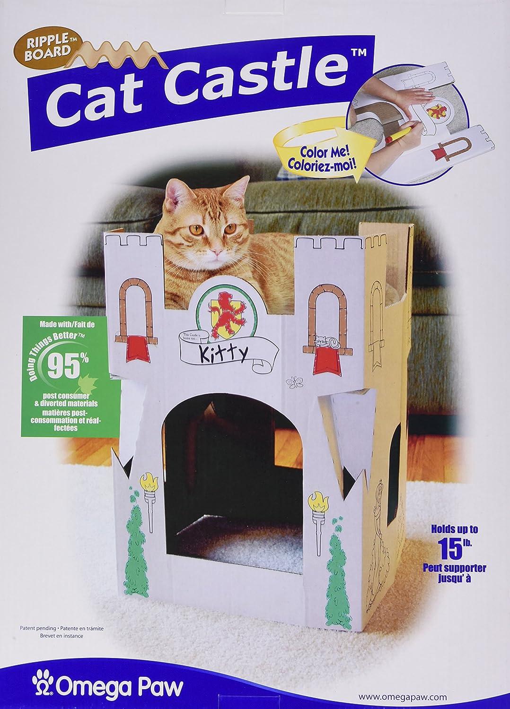 8b8ca4e09d7c Amazon.com   Cat Castle   Cat Houses And Condos   Pet Supplies
